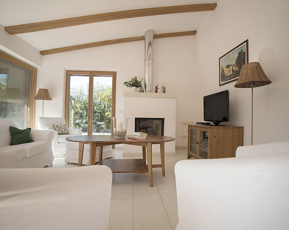 apartments type 1 for family holidays in Tuscany