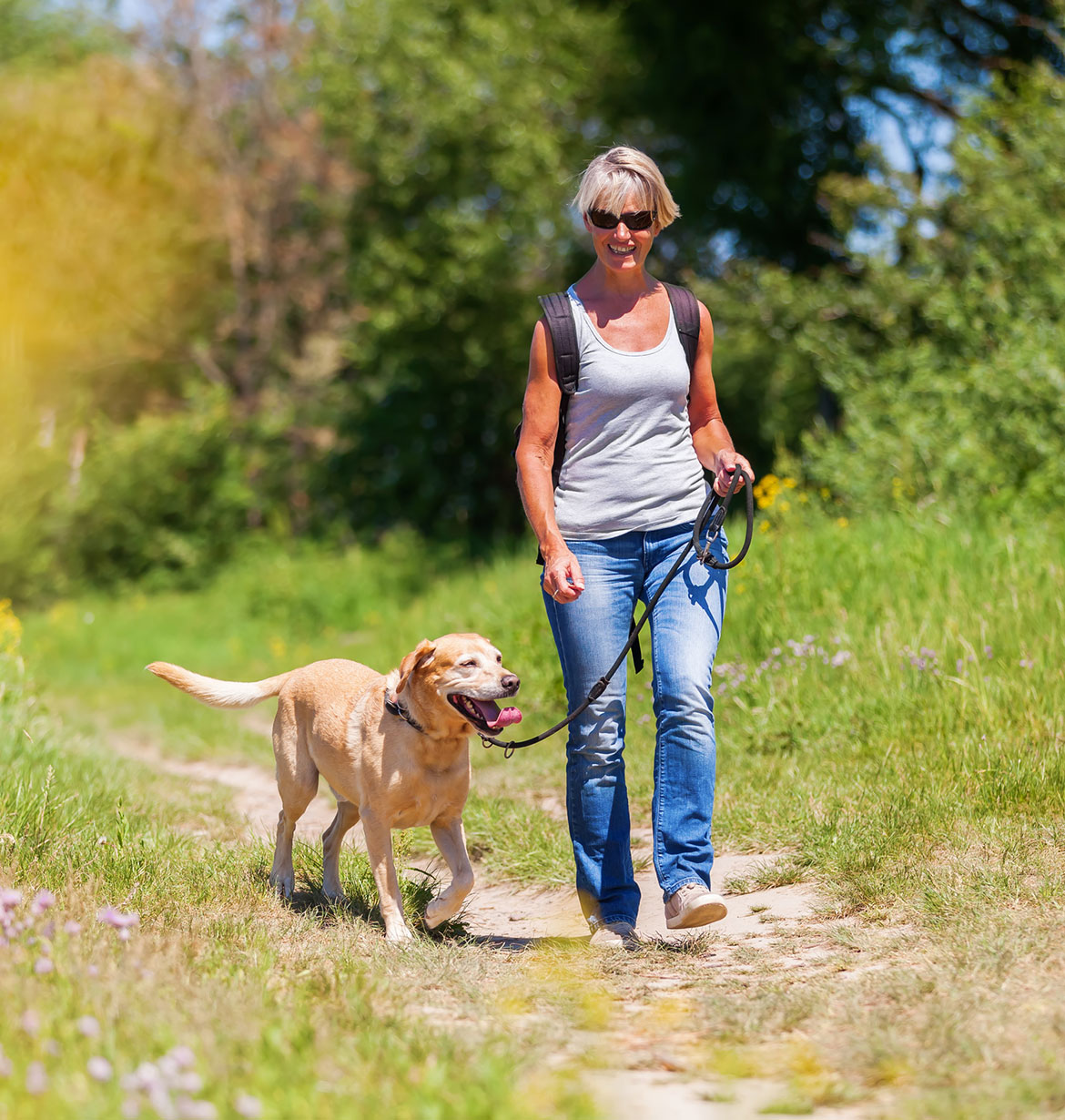Tuscany with the dog - Holidays with animals