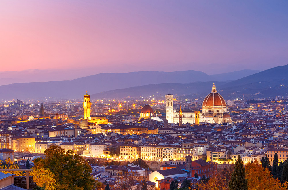 Florence: an enchanting city full of history, art and culture