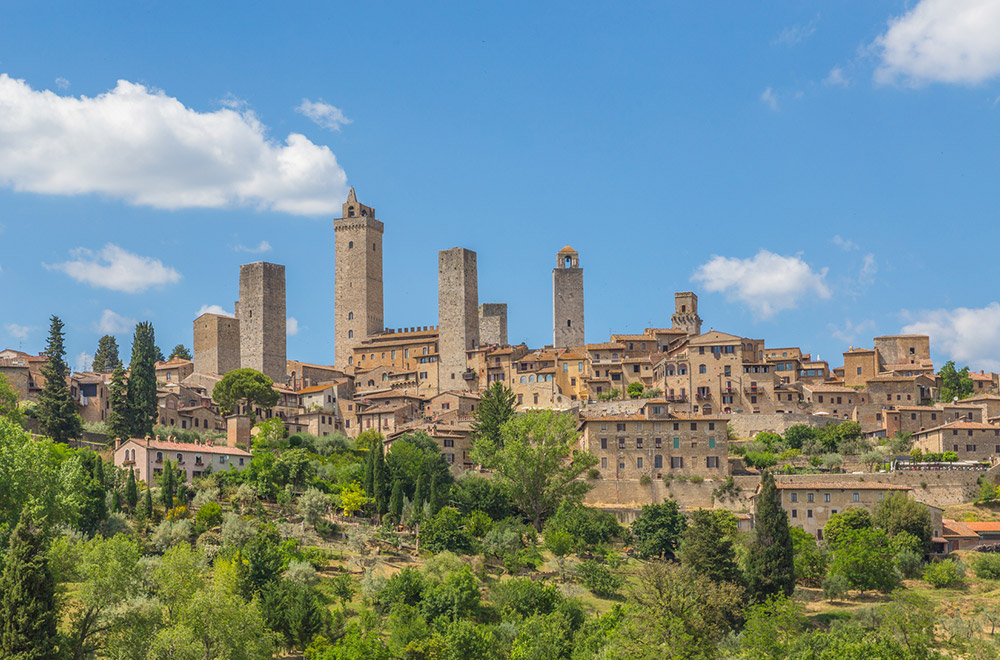 San Gimignano: a small town in the province of Siena full of charm and history