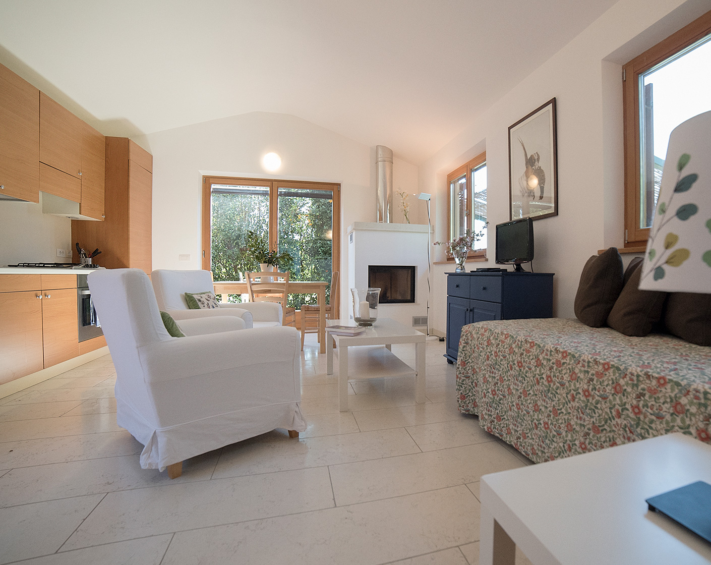 apartments type 4 for relaxed holidays by the sea in Tuscany